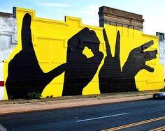 RT @GoogleStreetArt: New Street Art by Michael Owen found in Baltimore   #art…