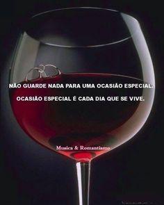 #Vinho ♡ & #Frase ☆
