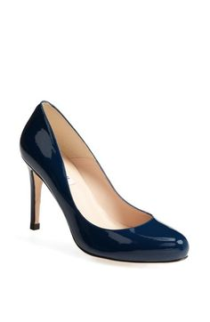 Free shipping and returns on L.K. Bennett 'Stila' Patent Pump at Nordstrom.com. A slim, wrapped heel creates elegant height beneath a perfectly polished, round-toe patent pump.