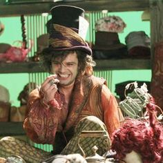 Once upon a time - mad hatter - hope he comes back soon