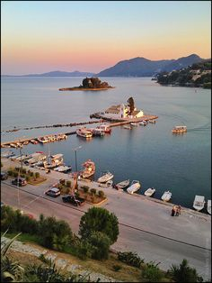Dreaming of my summer vacation - cannot wait <3 Corfu