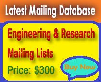 Latest Database company provides you the latest mailing databases to promote your business.