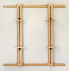how to build a wall easel - Google Search