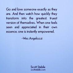Wes Angelozzi quote