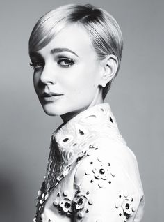 beautiful. i wish i can pull off short hair