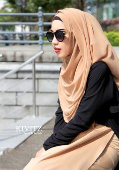 Simple. #hijab