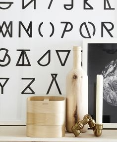 Via Weekday Carnival | RK Design Alphabet Print