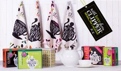 Clipper Tea are giving away limited edition tea caddies, each containing 52 tea bags and a limited edition tea towel. Here's the full list of what's includ