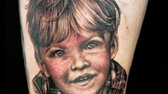 ink master tattoos pictures - Google Search  Sarah, the nut case, won on this challenge.    ♥♥♥♥♥