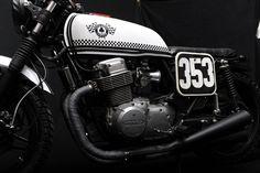 Japanese / Motorcycles / Scrambler / Vintage  '79 CB 750 Scrambler by Kiez Kustoms