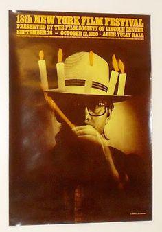 18th New York Film Festival Poster