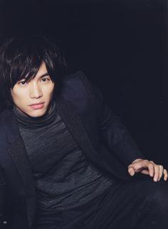 Fukushi Sota - Actor - Korean - Model - J-Drama - Dorama - Idol - Live Action - DudsC