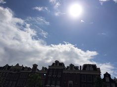 Dancing architecture #Amsterdam