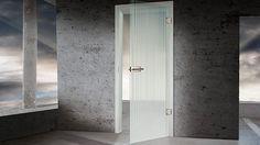 BARTELS DOORS Doors - Custom Frameless Glass Designs - Lista Due Glass Design, Door Design, Glass Doors, Door Handles, Bathtub, Mirror, Modern, Home Decor, Glass Pocket Doors