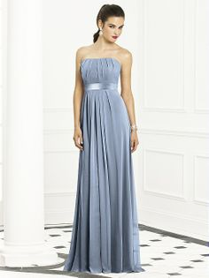 After Six Bridesmaids Style 6672 http://www.dessy.com/dresses/bridesmaid/6672/#.UxZ8E8uPLIU