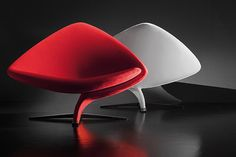 Tonon's OneforTwo armchair by Stefan Heiliger: classy and cosy