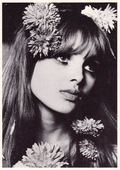 The girl in the picture is Maddie Smith, she had a part time job working as a shop girl in Biba, and also did some modeling for them, appearing in the first Biba catalogue it was photographed by Donald Silverstein.
