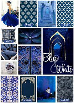 Blue... <3