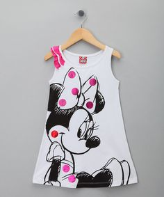 Love this! White Minnie Top  on #zulilyUK today!