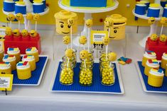 Lots of Legos Guest Dessert Feature « SWEET DESIGNS – AMY ATLAS EVENTS