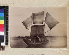 A Hakka river boat, China, ca. 1888-1906 :: International Mission Photography Archive, ca.1860-ca.1960