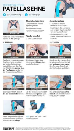 Fitness Workouts, Yoga Fitness, Health Fitness, Kinesio Tape, Kinesiology Taping, Massage Tips, Knee Taping, Anatomy Images, Massage Business