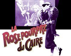 La Rose pourpre du Caire - Woody Allen, 1985