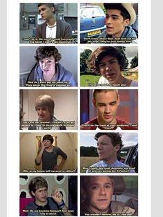 Look how far you guys have come! Happy Birthday One Direction!