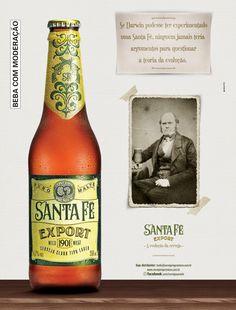Cerveja Santa Fé - Revista Veja