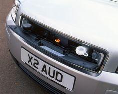 Audi A2 easy access