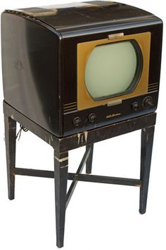 Other Technology Museum Vintage Television, Television Set, Vintage Stoves, Vintage Tv, Tvs, The Time Machine, Tv Sets, Retro Renovation, Old Computers
