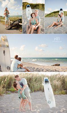 surfer engagement photos, beach engagement photos, beach, engagement, jupiter florida www.jemmacoleman.com