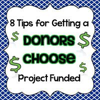 8 Tips for Getting a Donors Choose Project Funded