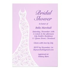 See MorePretty Purple Bridal Shower InvitationWe have the best promotion for you and if you are interested in the related item or need more information reviews from the x customer who are own of them before please follow the link to see fully reviews