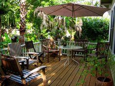 #garden #deck