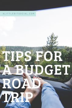 When it comes to taking a budget road trip, there are certainly ways to help reduce your costs as a whole. Use these tips to make sure you maximize the enjoyment that you get out of a road trip in your own country.