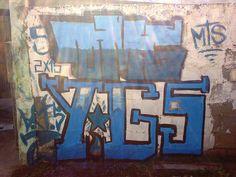 Graffiti em itariri sp