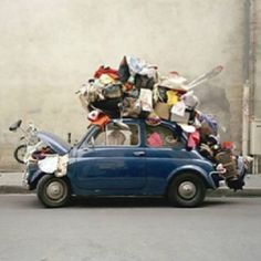 Do you have loads of stuff hidden away in the attic? If so, it could be put to good use. Car Boot sales are a great way of raising money as well as getting rid of old items!