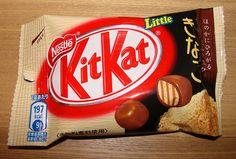 Malt powder - Kit Kat balls from Japan, via Flickr.