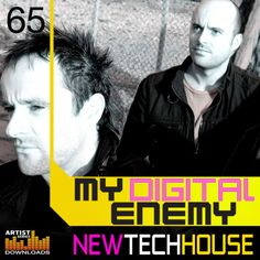 My Digital Enemy - New Tech House from Loopmasters