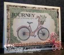 Pink Bicycle Journey
