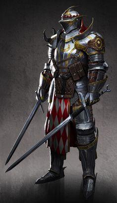 Male Character, Character Portraits, Fantasy Character Design, Fantasy Male, Fantasy Armor, Dark Fantasy Art, Medieval Armor, Medieval Fantasy, Dnd Characters