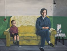 Les 10 Artistes chinois contemporains les plus influents : #3 Zhang Xiaogang - Chambre237
