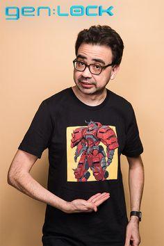 317512a7 gen:LOCK Kazu Holon T-Shirt