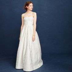 Ella gown - JCREW
