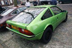 1981 Talbot Matra Murena, Avenue Drivers Club, Queen Square, Bristol