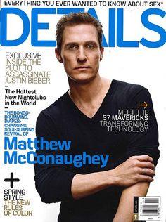 Matthew McConaughey in Details