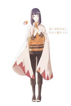 Hinata ♡ Naruto