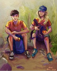 Who's your favorite couple from Riordan's books? Mine is Percabeth Percy Jackson Film, Percy Jackson Drawings, Percy Jackson Annabeth Chase, Percy Jackson Characters, Percy Jackson Ships, Percy Jackson Quotes, Percy And Annabeth, Percy Jackson Fandom, Percabeth