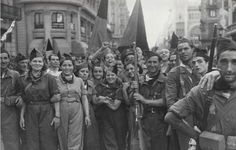 On this day in 1936, the Spanish Revolution began in earnest as workers, mostly in the anarchist CNT union crushed the army uprising in Barcelona